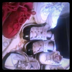 Kids shoes size 6c and 7c